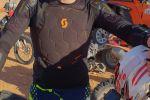 Test du gilet de protection Scott Sofcon 2 et du sous-short Mx Undershort Protector