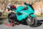 Une Petronas FP1 sera vendue aux enchères à Coventry