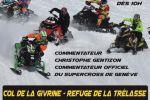 Snowcross à Saint-Cergue - C'est le samedi 9 mars 2019