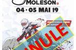 Supermoto Moléson 2019 – La manifestation est annulée en raison de la météo