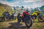 EICMA 2019 - Suzuki V-Strom 1050 et V-Strom 1050 XT - Elles fleurent bon le rétro
