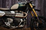 Triumph retouche sa 1200 Scrambler et sort une nouvelle édition limitée Steve McQueen
