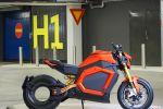 Verge Motorcycles présente sa TS sans moyeu