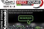 Verbier Bike Fest – Red Zone Motos sera présent avec la gamme Kawasaki à l'essai
