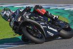 Jonathan Rea claque un chrono à Jerez au guidon de la nouvelle Kawasaki ZX-10RR