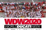 World Ducati Week 2020 - La messe des fans de Ducati aura lieu du 17 au 19 juillet