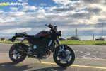 Essai Yamaha XSR900 Turbo - Un turbo qui souffle le chaud et l'effroi