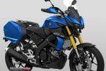 Un designer indien nous propose une Yamaha MT-125 Tracer