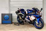 La Yamaha R7 Replica Bol d'Or de feu Jean-Claude Olivier est à vendre