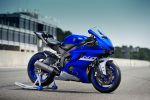 Yamaha R6 RACE, pas homologuée, pas vendue en Suisse non plus. Mais...