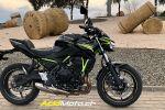 Essai Kawasaki Z650 2020 - Un roadster mid size très zélé et attachant
