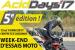 Ce week-end, toute l'équipe AcidMoto.ch est mobilisée pour les Acid'Days