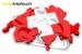 Marché motos suisse de janvier à mai 2019 - Des baisses significatives pour les ténors