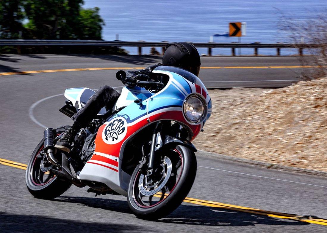 Yamaha R3 Rocket Street - Un kit de transformation made in